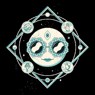 moon quadro